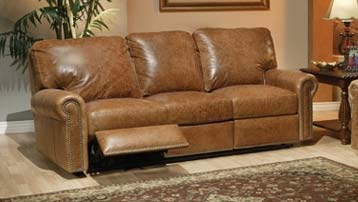 Leather Couches With Recliners arizona leather interiors – custom leather furniture