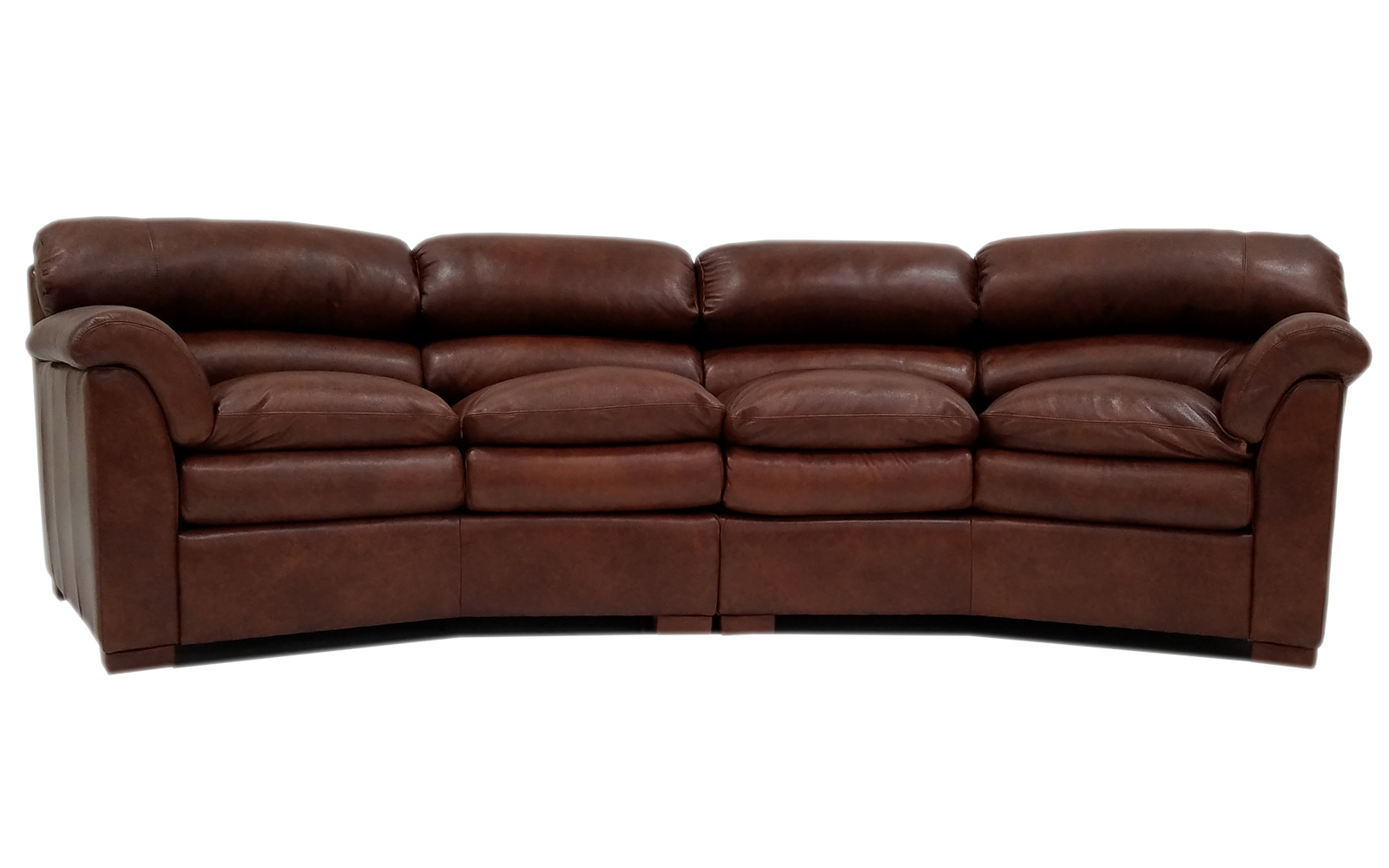 Canyon 4c conversation sofa arizona leather interiors for Conversation sofa