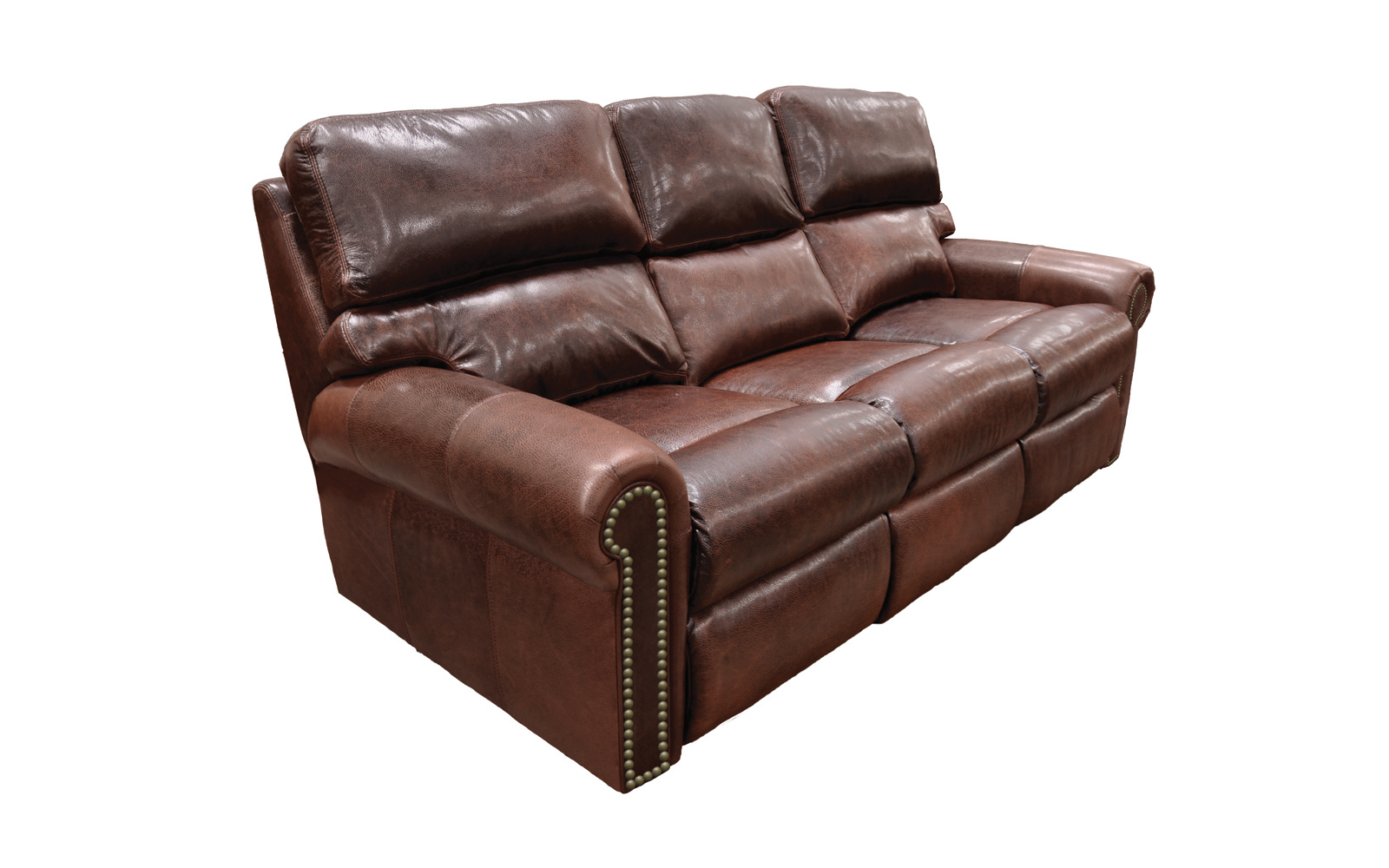 connor reclining sofa arizona leather interiors. Black Bedroom Furniture Sets. Home Design Ideas