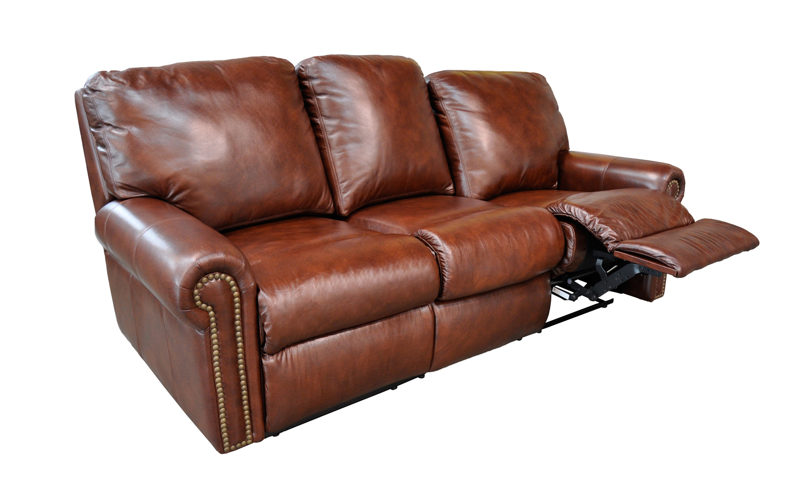 Fairmont Reclining Sofa Arizona Leather Interiors