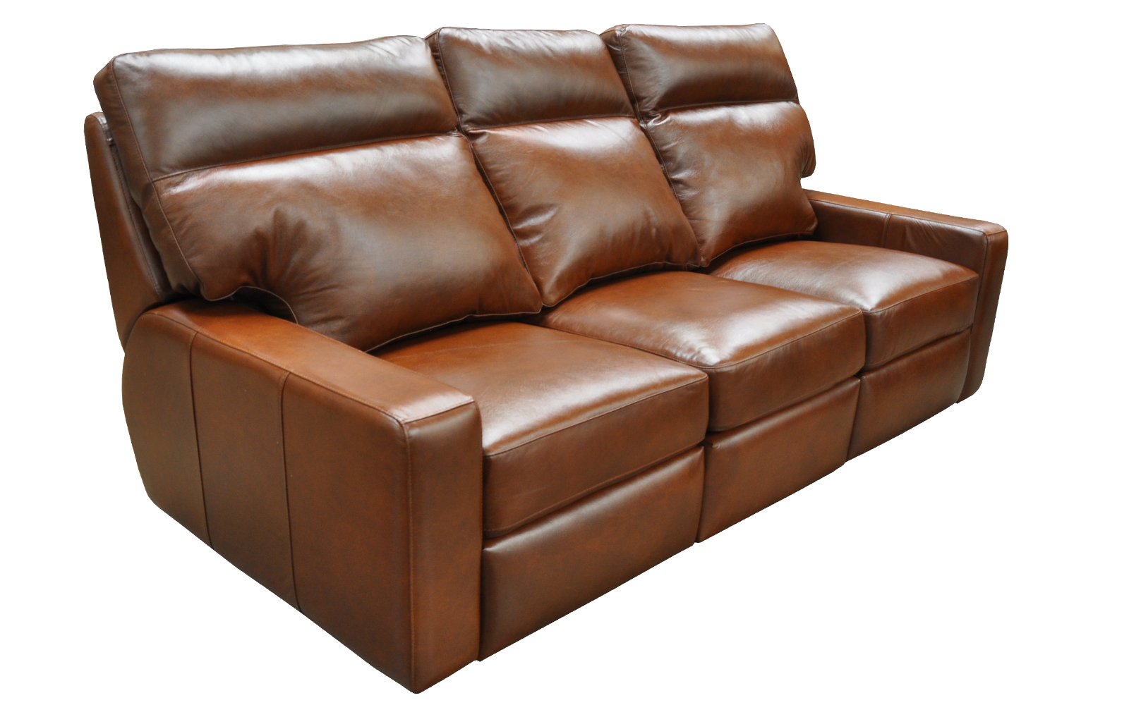 Lennox Reclining Sectional Available Arizona Leather