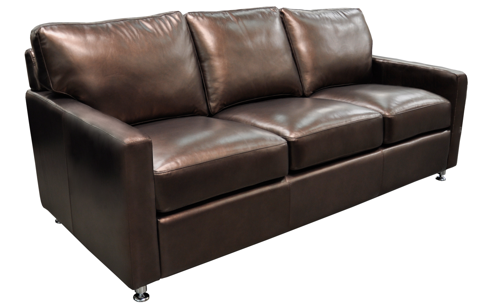 Stationary Solutions 206 S/M/L Sofa – Arizona Leather Interiors
